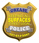 Grease Police Dry Ice Blasting